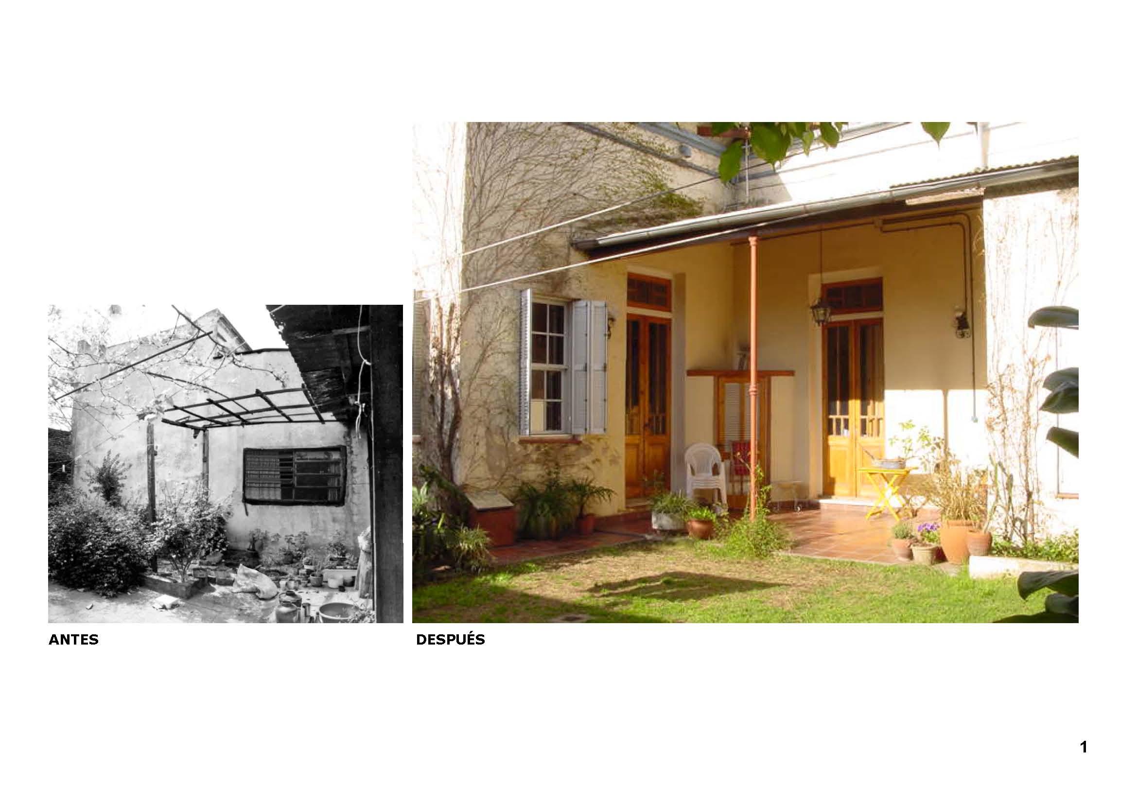 Reforma Casa Antigua Antes Y Despues Trendy With Reforma Casa  ~ Reformas De Casas Antiguas Antes Y Despues